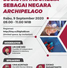 TANTANGAN LOGISTIK INDONESIA SEBAGAI  NEGARA ARCHIPELAGO