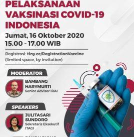 IMPLEMENTASI GRAND DESIGN PELAKSANAAN VAKSINASI COVID-19 INDONESIA